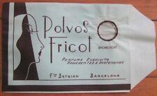 Art Deco ''Perfume Dust'' 1930s Advertising Pouch - Barcelona, Spain