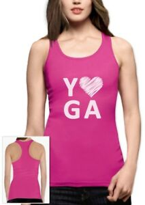 Love Yoga Gift For Yoga Lovers peace ZEN Racerback Tank Top Mindfulness