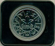 1978 CANADA COMMEMORATIVE GAMES SPECIMEN DOLLAR, WITH CASE, GREAT PRICE!