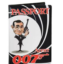 New passport Cover James Bond Agent 007 😎