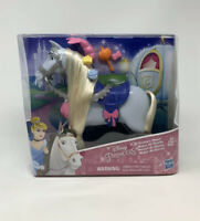 New Disney Princess Major Cinderella's Loyal Horse NIB Hasbro