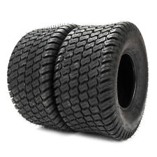 """(2pcs) OD: 18.11"""" 18x9.50-8 Lawn Mower Golf Cart Turf Tires P322  warranty"""