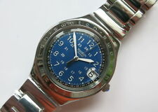 HAPPY JOE BLUE  - Swatch Irony Big - YGS400GX - NEU und ungetragen