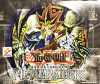 Yu-Gi-Oh! Metal Raiders MRD 1st Edition English COMMON Cards Never Been Played