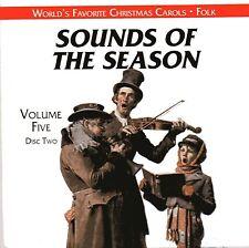 Sounds of the Season - World's Favorite Christmas Carols - Folk