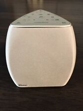 iHome Zenergy iZbt10 Bedside Sleep Therapy Machine with Light & Sound Therapy