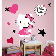 COUTURE HELLO KITTY Wall Sticker MURAL 13 Decal Party Decoration 20 Part 11