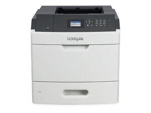 Lexmark MS810N Workgroup Laser Printer