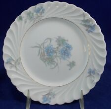 Haviland BERGERE Gold Verge Dinner Plate GREAT CONDITION