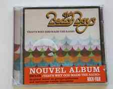 CD TOUT NEUF new & sealed THE BEACH BOYS That's why code made the radio 2012 NEW
