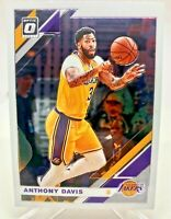 Anthony Davis - 2019-20 Donruss Optic Card #90 Los Angeles Lakers