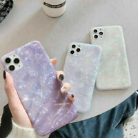 Case For iPhone 11 Pro Max XR 8 7 Plus SE ShockProof Bling Marble Silicone Cover