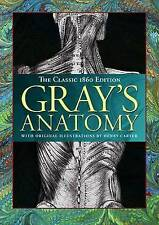 Gray's Anatomy by Henry Gray, Acceptable Used Book (Paperback) FREE & FAST Deliv