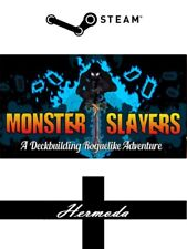 Monster Slayers Steam Key - for PC or Mac (Same Day Dispatch)