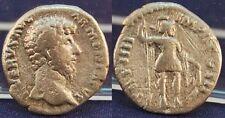 Denar 161-169 Antike / Römische Kaiserzeit Lucius  ss+