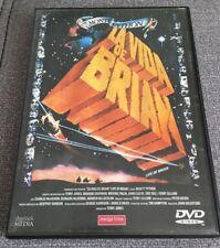 LA VIDA DE BRIAN MONTY PYTHON LIFE OF BRIAN 1 DVD + EXTRAS - 93 MIN BUEN ESTADO