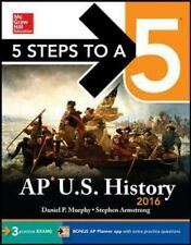 5 Steps to a 5 AP US History 2016 (5 Steps to a 5 on the Advanced-ExLibrary