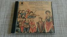 Alfonso X El Sabio Cantigas De Santa Maria 1CD Jordi Savall 3723