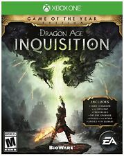 Dragon Age Inquisition - Game of the Year Edition [Xbox One XB1 Bonus Packs] NEW