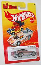 Hot Wheels The Hot Ones '80s CORVETTE
