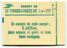 RC 5942 FRANCE CARNET 2058-C 1 SABINE 20 TIMBRES A 1,10f MNH NEUF **