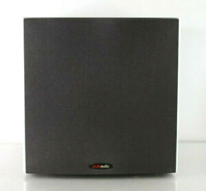 Polk Audio PSW10 10'' Powered Subwoofer Looks Excellent Tested  e161
