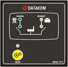 DATAKOM DKG-171 Generator / Mains Auto Transfer Switch Controller Panel (ATS)