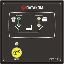 DATAKOM DKG-171 Generator / Mains Auto Transfer Switch Controller Panel (ATS)