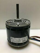 EMERSON K55HXHKL-8719 Blower Motor 1/2 HP 1075 RPM 4SPD 1PH 115V used #MB714