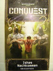 Warhammer 40000 Conquest LCG - Ishas Nachkommen - Karte auswählen