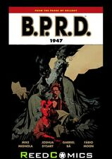 BPRD VOLUME 13 1947 GRAPHIC NOVEL New Paperback Collects 5 Part Series
