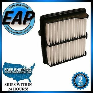 For 2009-2013 Fit 1.5L Base EX DX LX Sport EV Air Filter New