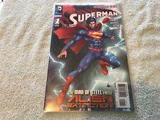 SUPERMAN ANNUAL 1  DC  comic book