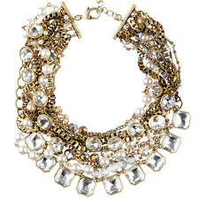 Chloe and Isabel Multi-Strand Signature Torsade Necklace - N011 - NEW - Rare