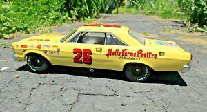 Junior Johnson 26 University of Racing 1965 Ford Galaxie  500 1/24 Nascar Car