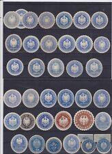 38 Dienstsiegel dt. Postämter