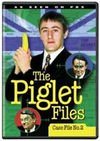 New: THE PIGLET FILES - Case No. 2 DVD