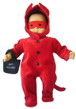 Devil HALLOWEEN Costume for Bitty Baby Doll Clothes Sew Beautiful
