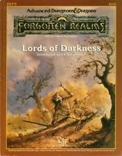 TSR Forgotten Realms  Lords of Darkness VG