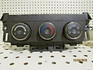 2005-2006 BUICK LUCERNE Climate Control Heat A/C OEM 15861054