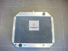 3 CORE Aluminum Alloy Radiator FOR FORD F100 F250 F350 V8 1967-1981 68 69 70 71