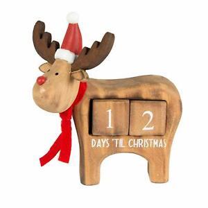 Sass & Belle Rudi Reindeer Countdown To Christmas Calendar - Xmas Gift idea