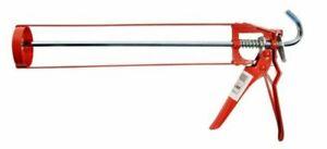 DECORATORS CAULKING GUN MASTIC GLUE SKELETON SEALANT UPTO 400ML CARTRIDGE