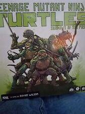 Teenage Mutant Ninja Turtles: Shadows of the Past Board Game New! IDW Games