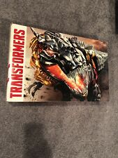 SDCC 2014 Transformers Dinobots giftSet MIB Pop-Up Headquarters NO GRIMLOCK