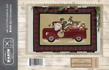 Santa's Holiday Truck Christmas Gifts Reindeer Quilt Buttermilk Basin Pattern