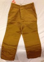 """Vintage NWT Red Head Redhead Hunting Pants Talon Zipper Measures about 32""""x30"""""""