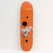DALEK x Cerealart Space Monkey (Orange), 2004 Skateboard Skate Deck Sold-Out NEW