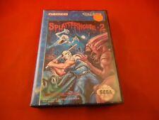 Splatterhouse 2 Sega Genesis Empty Box ONLY (no manual, game) Splatter House II