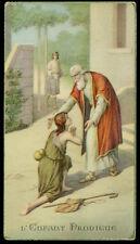 santino-holy card ediz. NB**** n.493 IL FIGLIOL PRODIGO